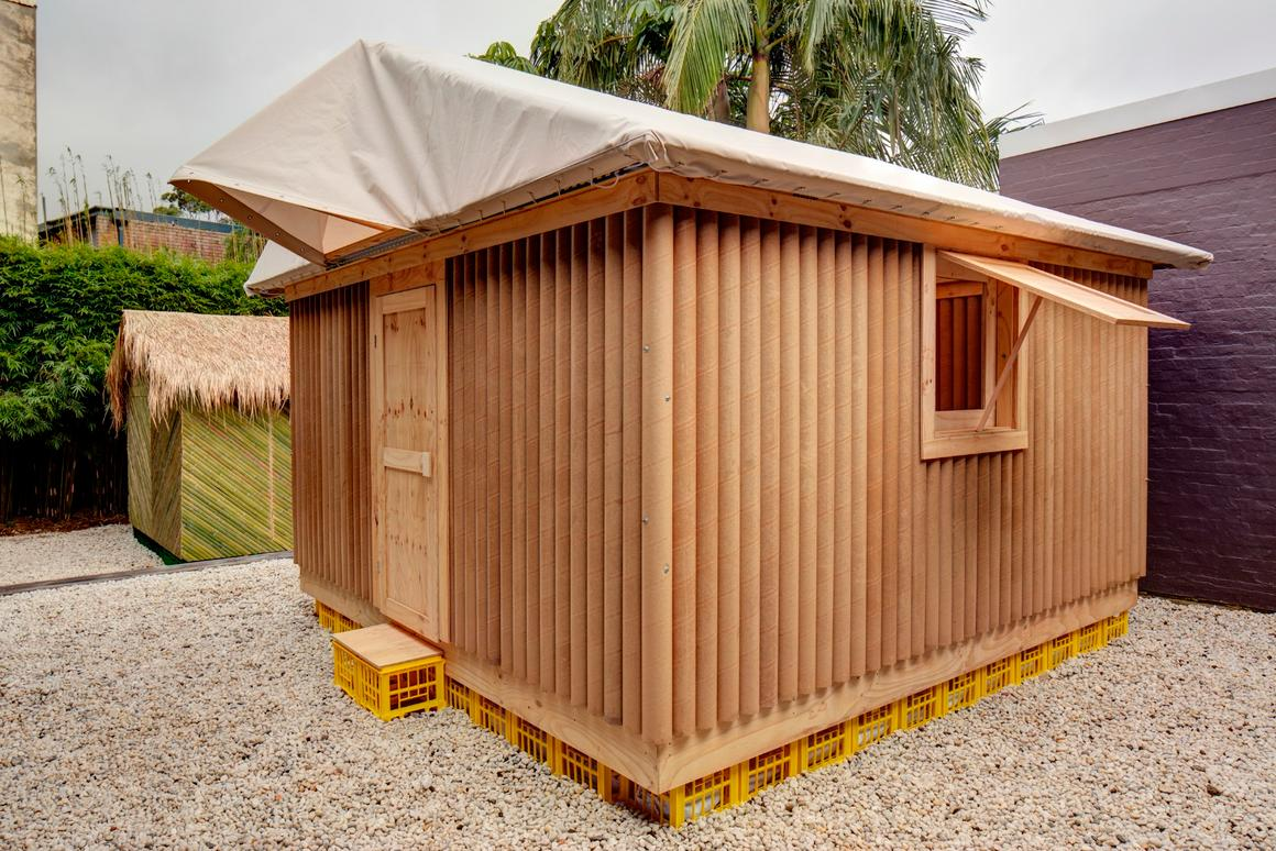 The inventive work of Shigeru Banexhibitionis running at SCAF until July 1, 2017