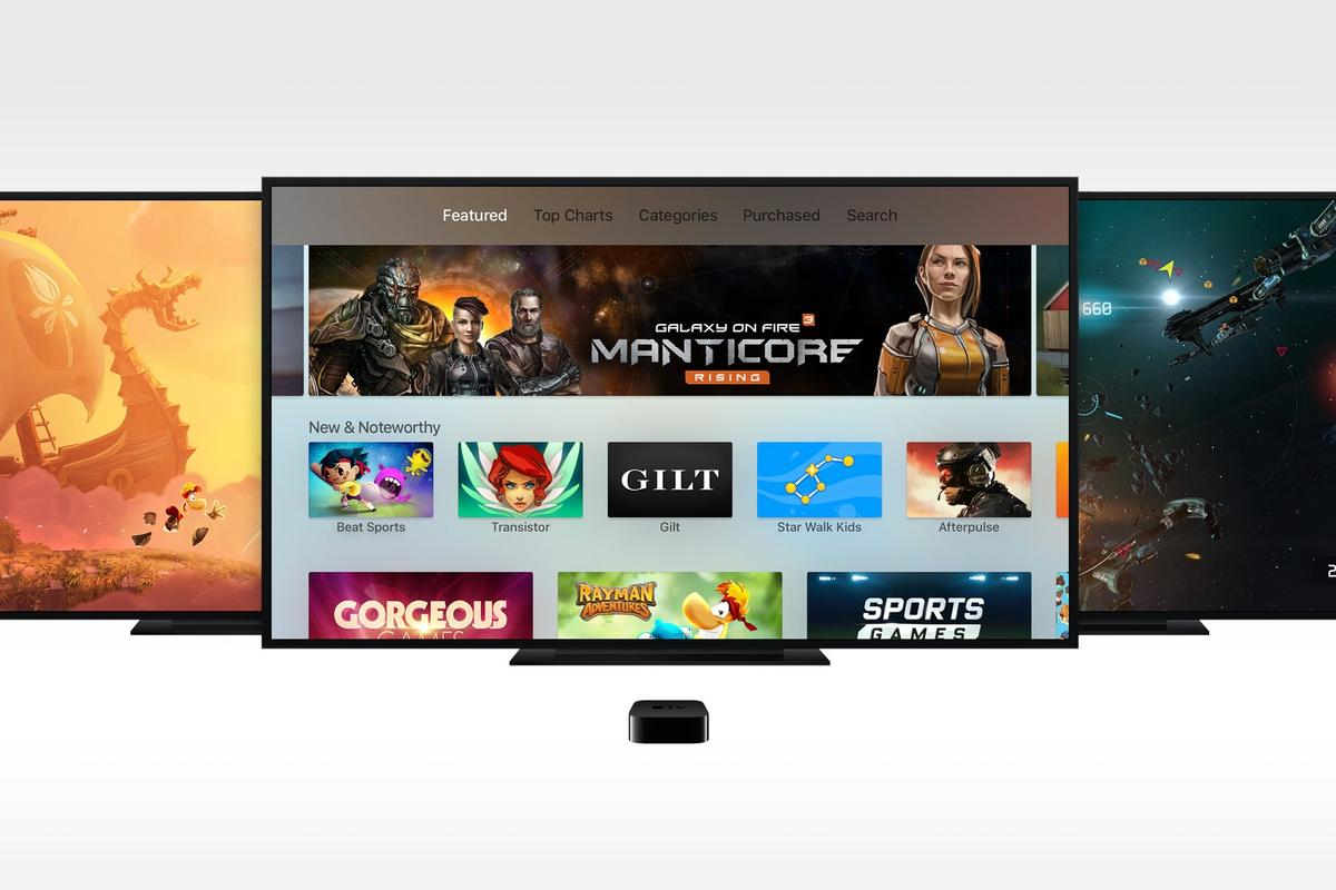 The new Apple TV isn't a console competitor, but it could still be a popular gaming device