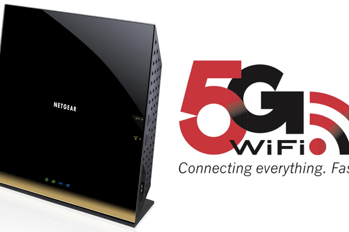 Netgear's R6300 is one of the first 802.11ac dual band gigabit WiFi routers on the market