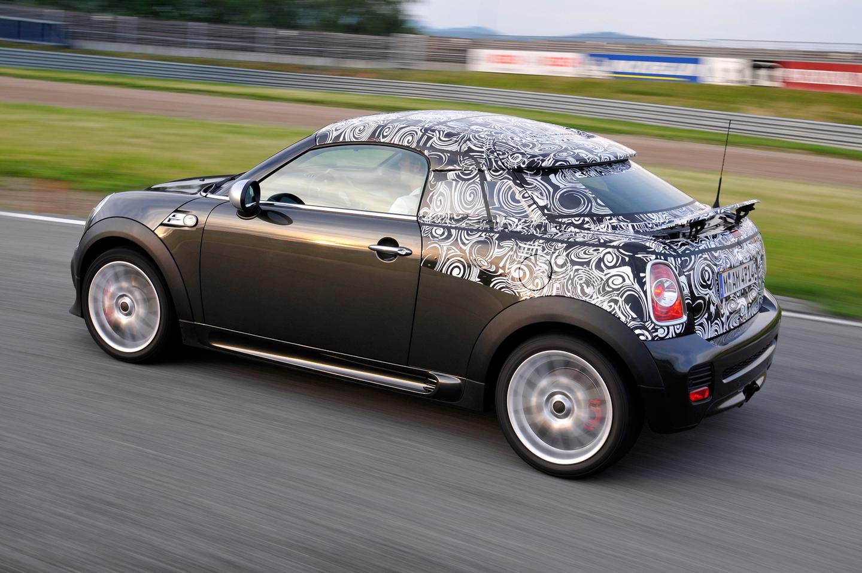 The Mini Coupe