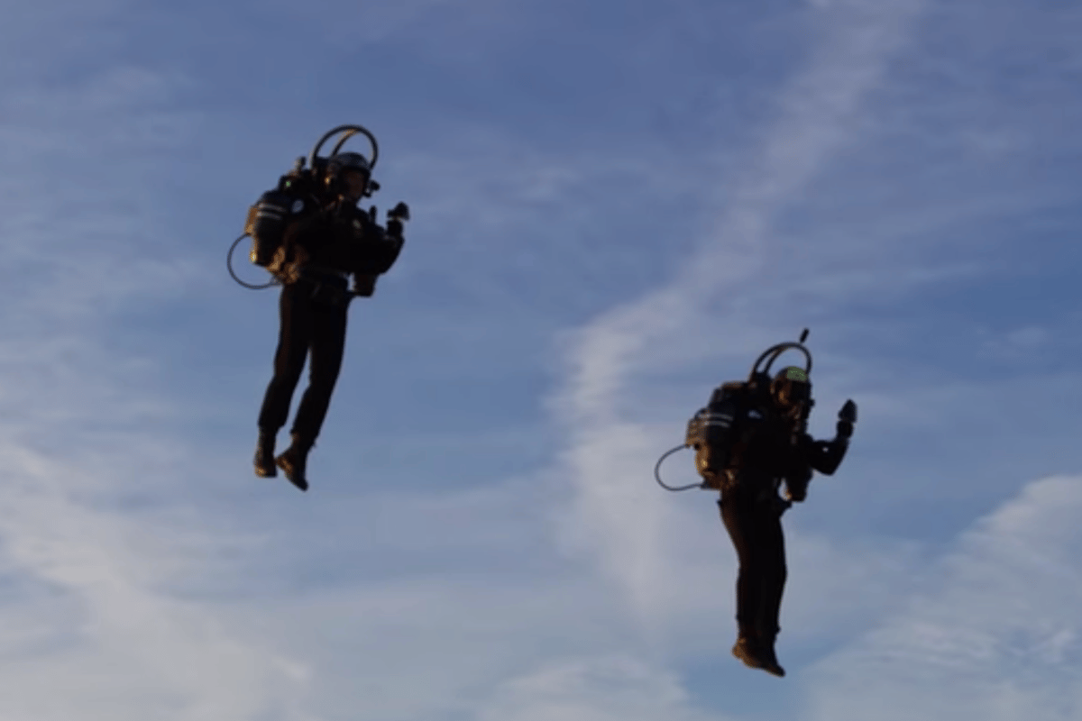 The proposed jetpack race series will be open to all turbine VTOL personal flight machines that can prove their safety