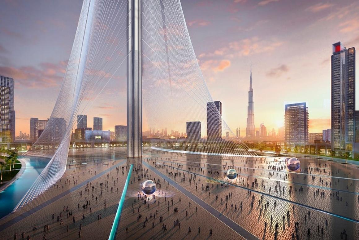 Construction underway on Dubai's next