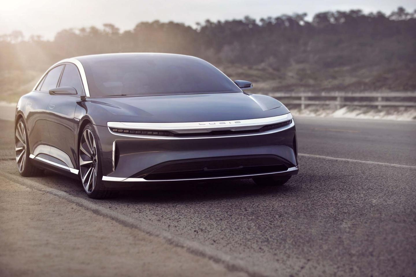 A billion-plus dollar investment through the Saudi Public Investment fund should help bring the all-electric Lucid Air into production for 2020