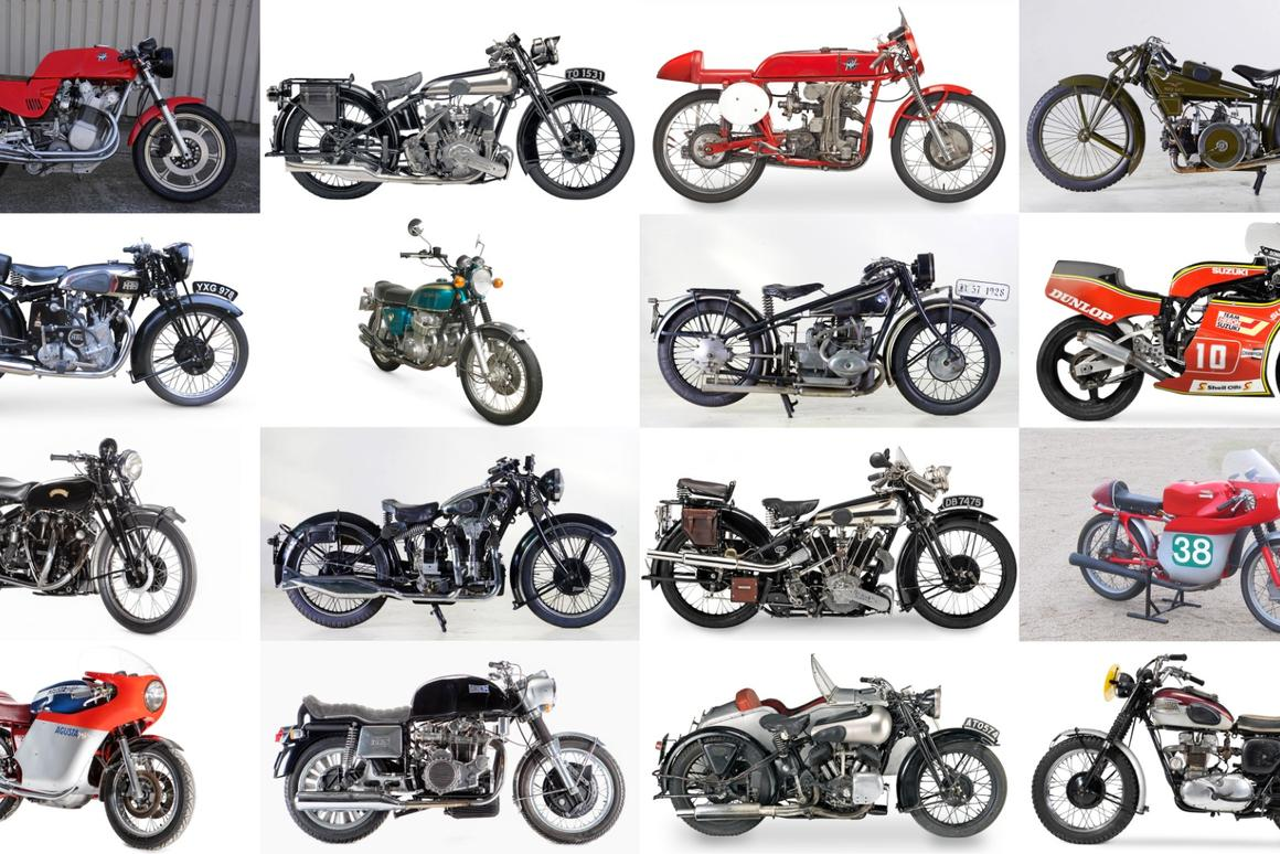 Bonhams Spring and Autumn Stafford Sales are two of the highlights of the global auction year for rare and storied motorcycles