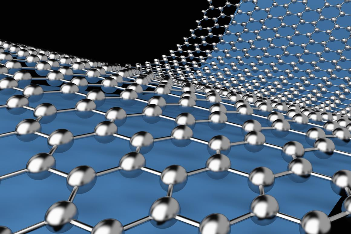 Researchers are claiming a record efficiency of 15.6 percent for a new graphene-based solar cell (Image: Shutterstock)