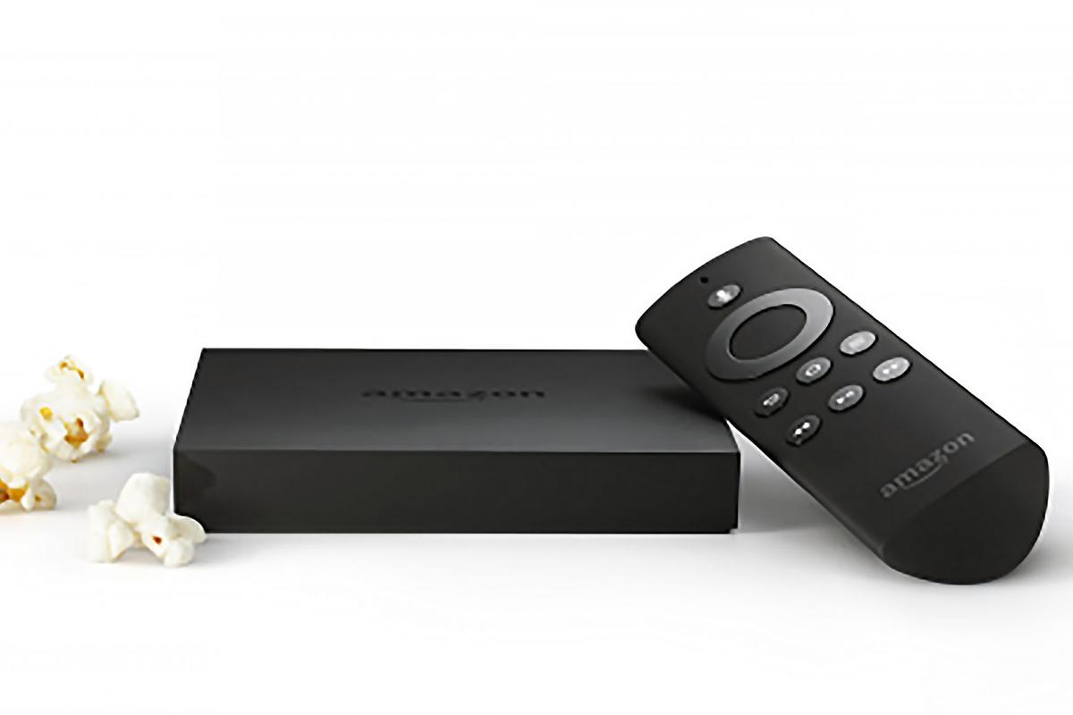 Today Amazon unveiled its long-rumored streaming box, the Fire TV