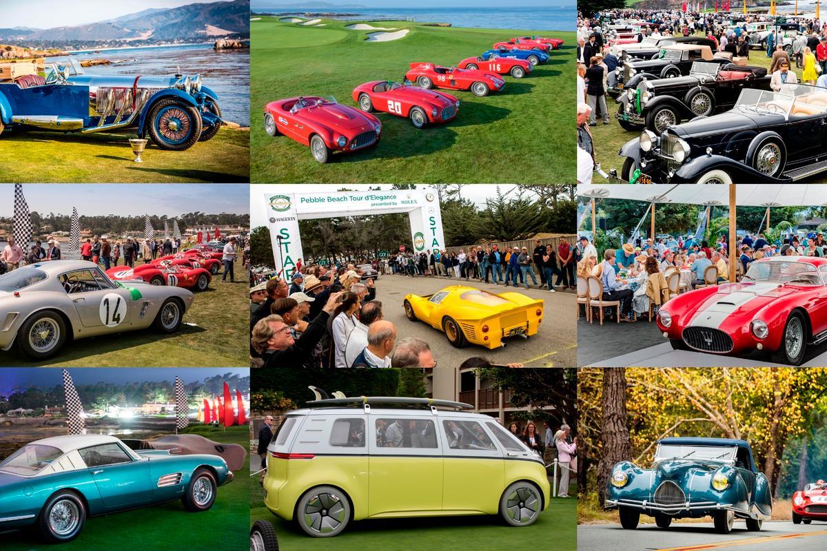 The best of Monterey Car Week