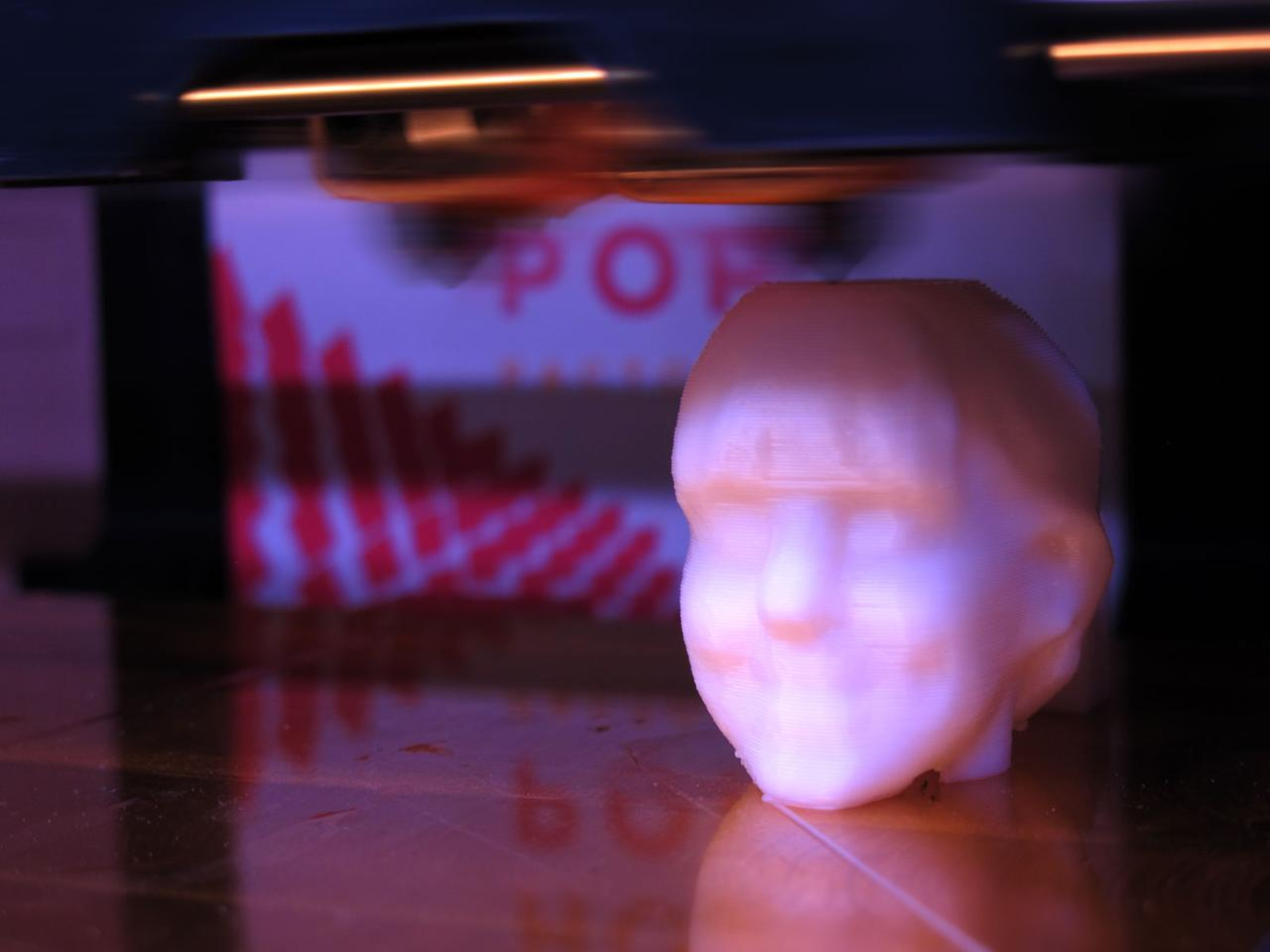 Using 3D capturing software from ReconstructMe and an Xbox Kinect sensor, the designers were able to quickly make the 3D models they needed