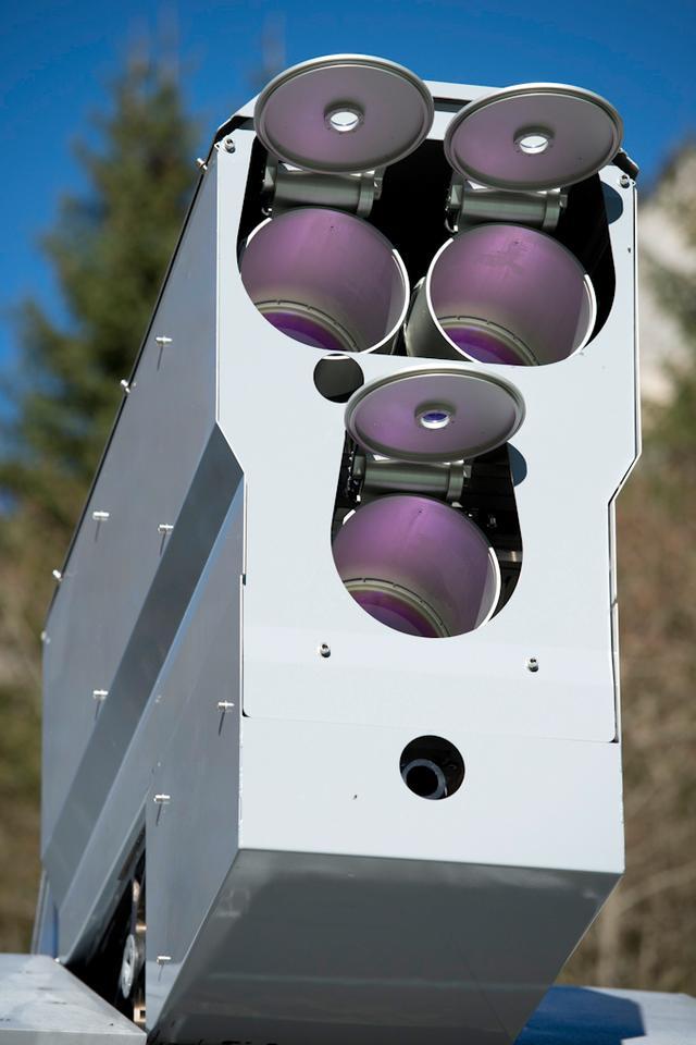 The Rheinmetall Laser