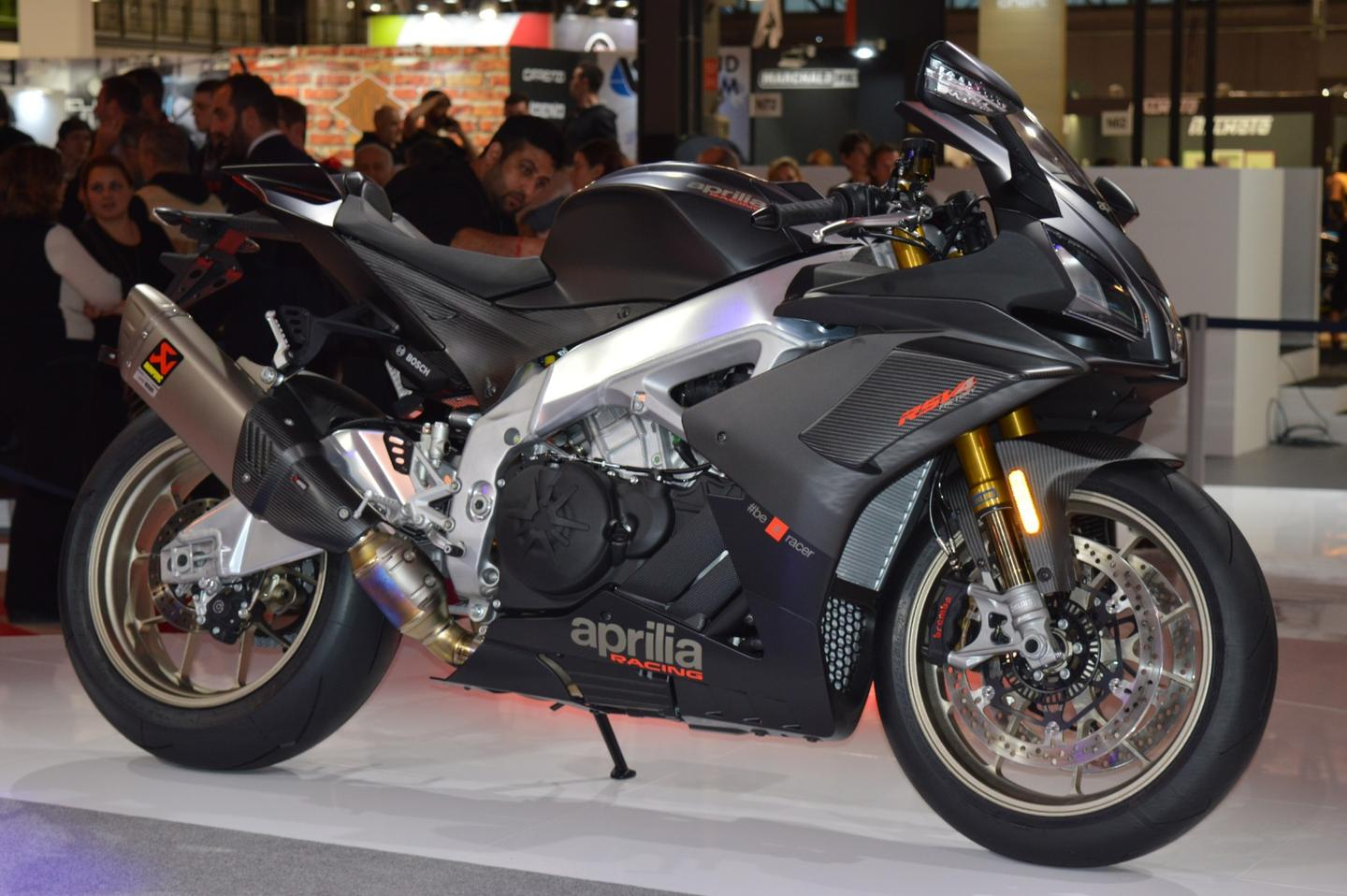 In pictures: All the action from EICMA 2018 motorcycle show