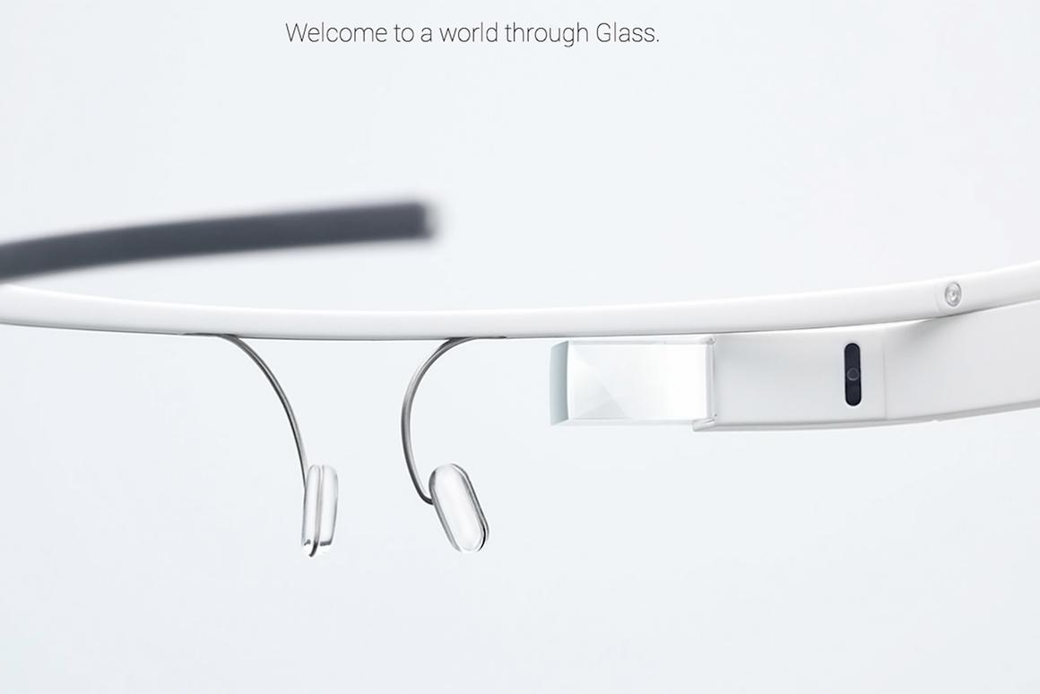 Google gives us a glimpse of what it looks like to use Google Glass