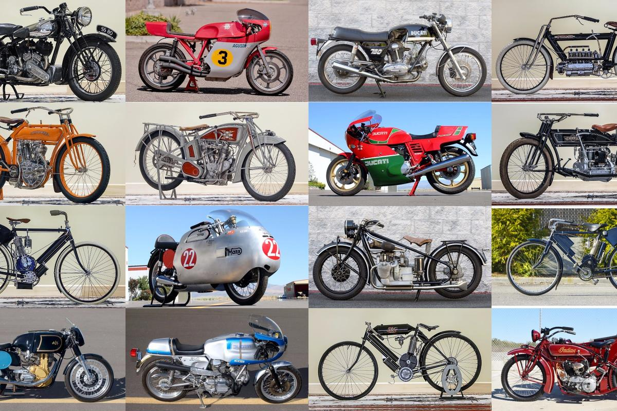 The most interesting bikes available at Monterey this year