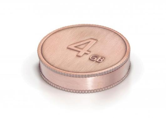 4GB bronze unit