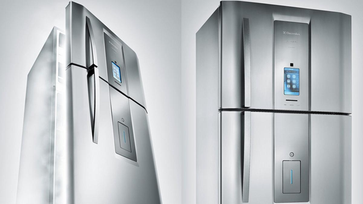 The Electrolux Infinity I-Kitchen fridge
