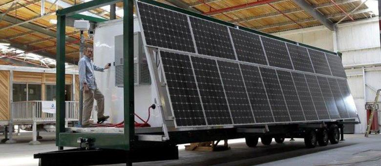 Following five years of research and development, California start-up and provider of disaster relief technology Green Horizon has begun shipping a solar-powered services hub capable of providing electricity and clean water to disaster-hit communities