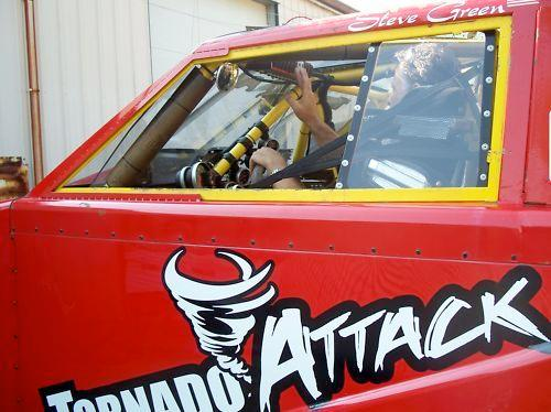 Tornado Attack Vehicle for sale on eBay