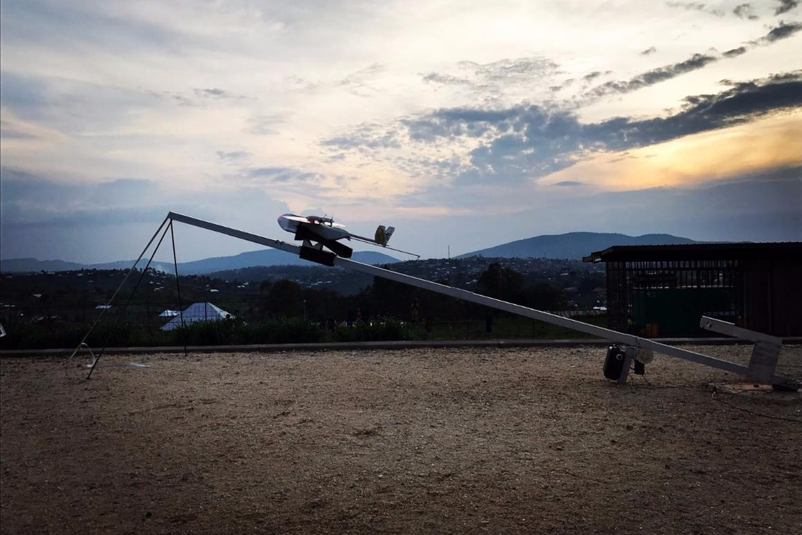 The Tanzanian government has enlisted Zipline's fixed-wing aircraft to implement a drone delivery service of its own