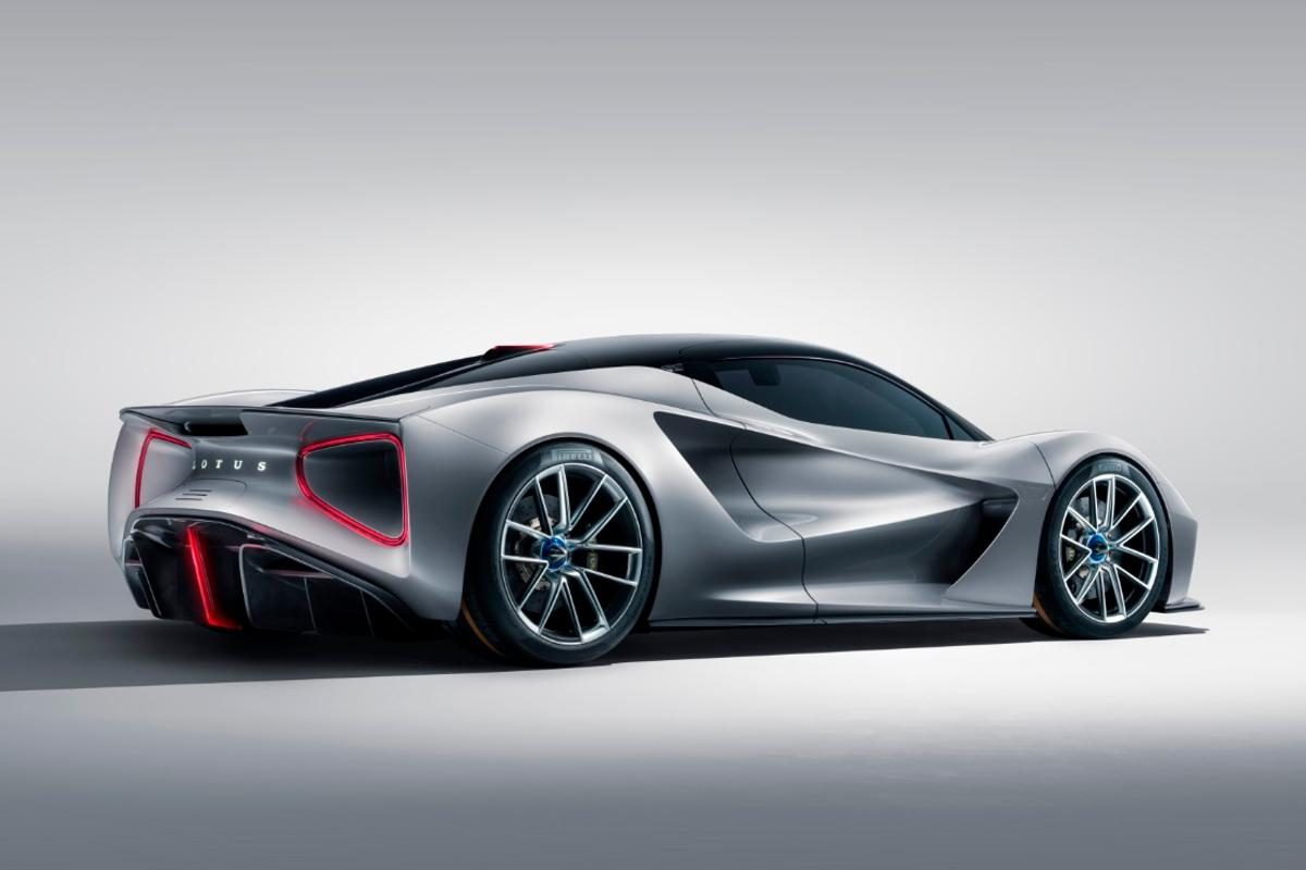 WAE is the technical partner on the Lotus Evija, the world's most powerful series production road car, and is developing its ultra-advanced all-electric powertrain