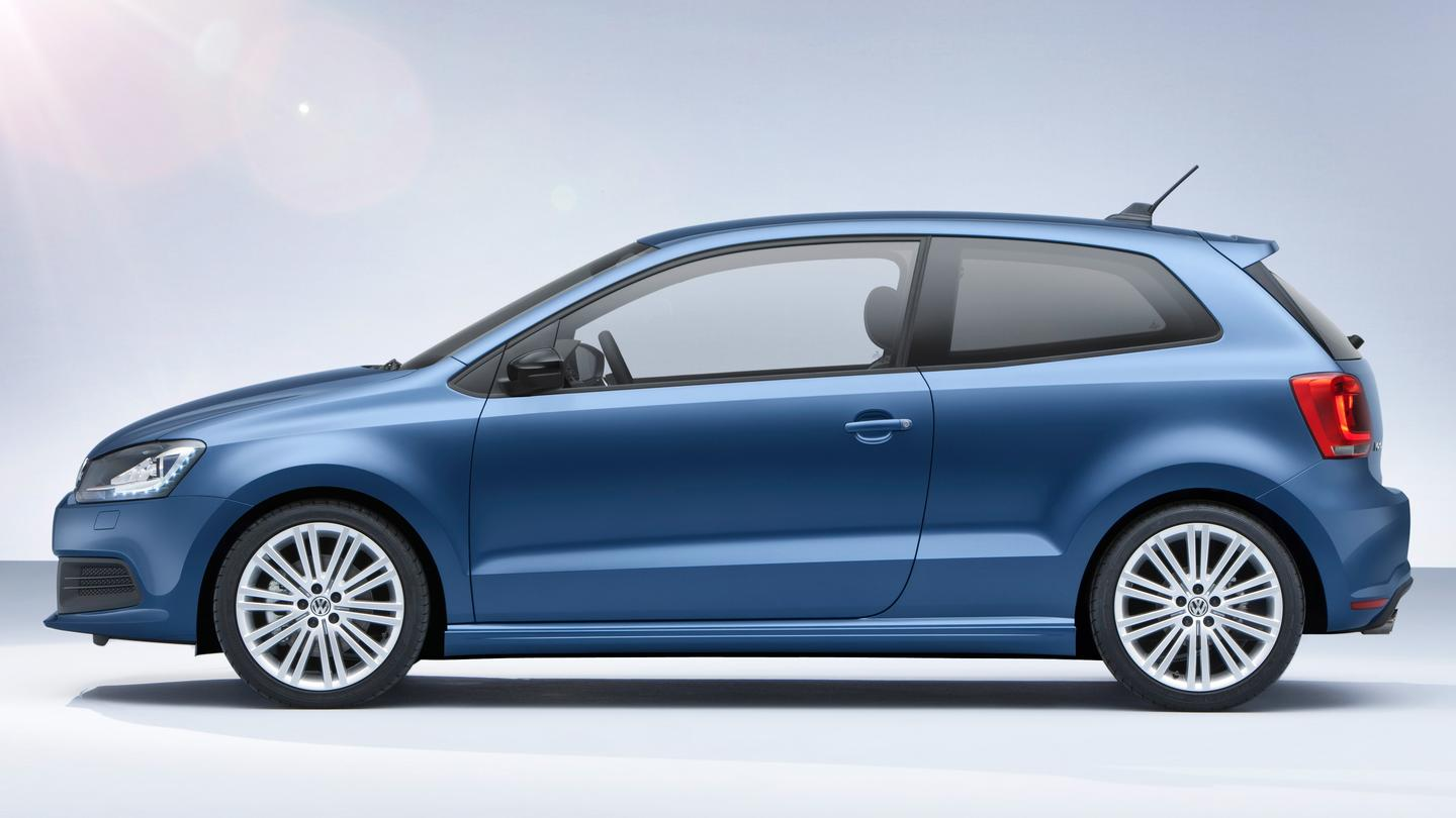 The Volkswagen Polo GT