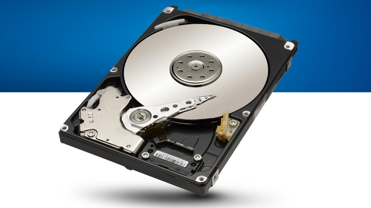 The Samsung Spinpoint M9T from Seagate measures 9.5 mm thick