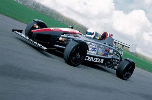 The Ariel Atom had to be content with second place this year - it does, however, cost less than 4% of the price of the winning car.