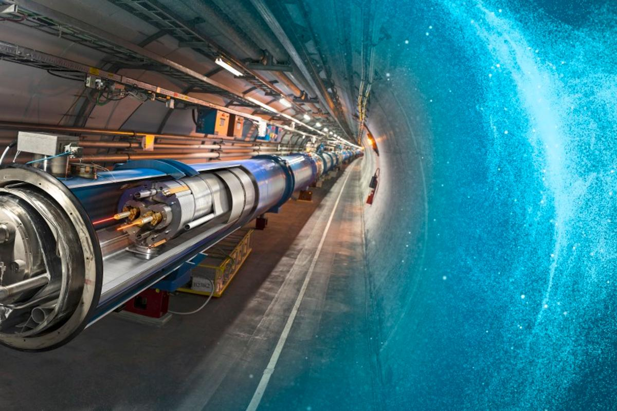 The LHC has been undergoing a two-year overhaul (Photo: CERN)