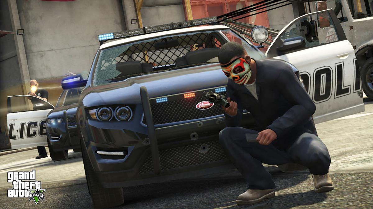 It's a familiar Grand Theft Auto gameplay formula, only with some exciting new twists