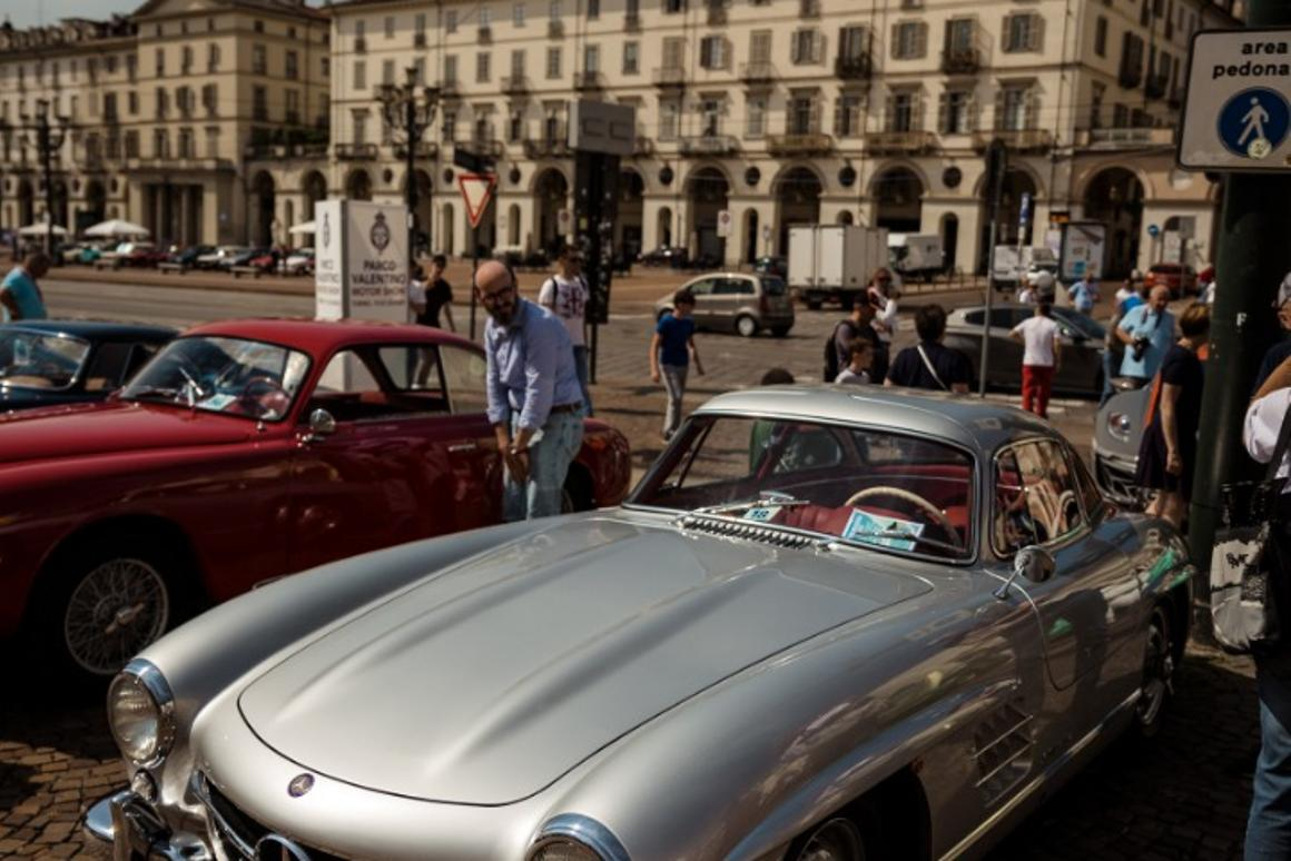 Pictorial: Parco Valentino Classic Concours d'Elegance