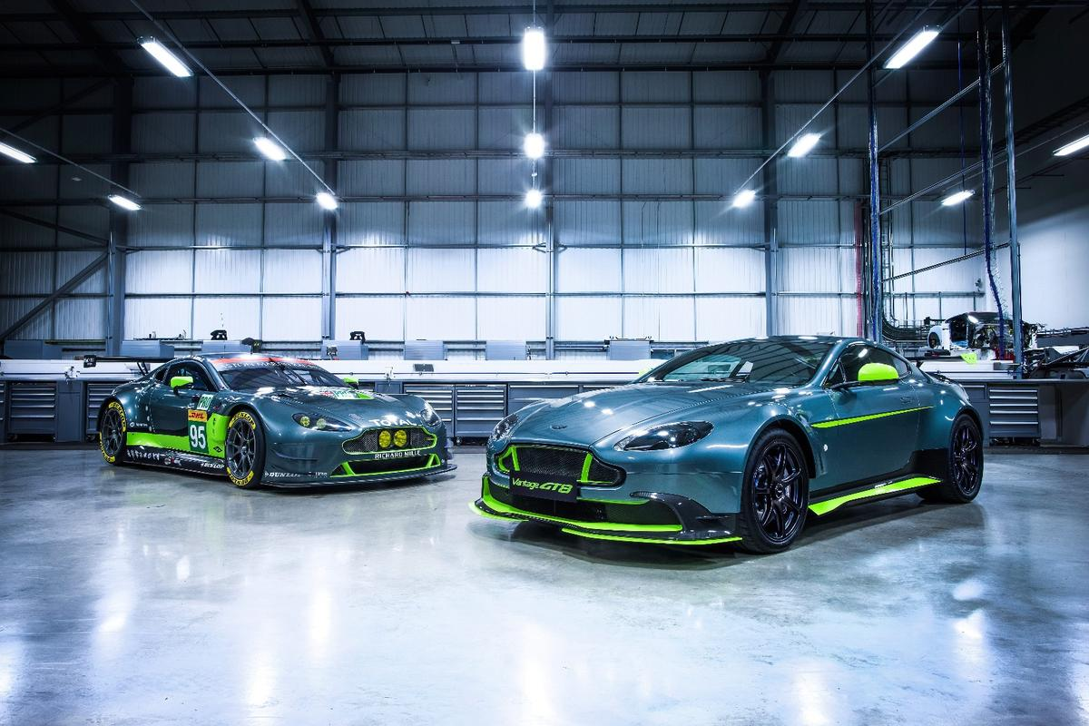 Aston Martin has applied its racing nous to the GT8, with a big bodykit and more powerful engine