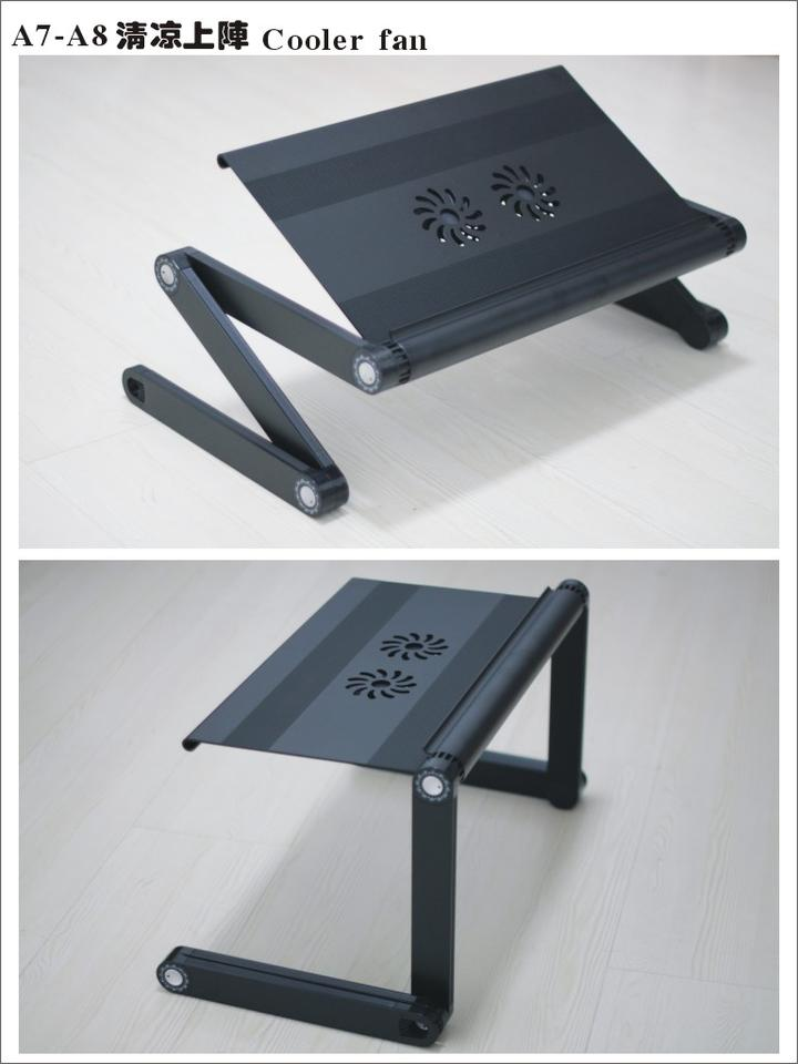 An adjustable Laptop Table from Omax