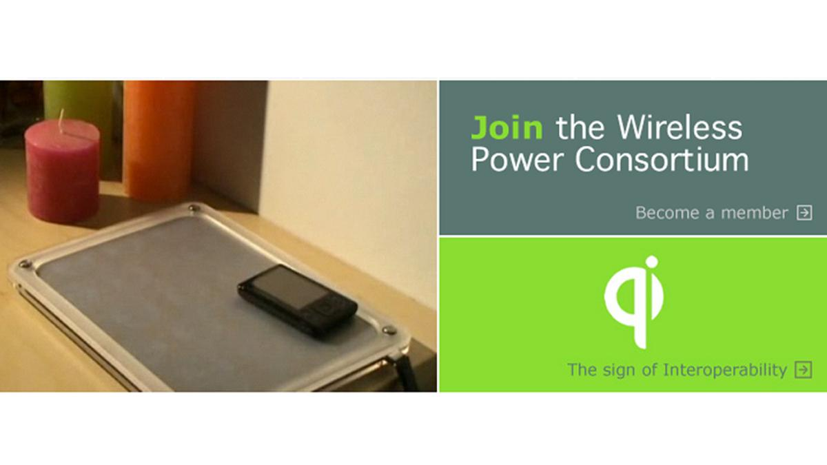 The finalization of the Qi low power standard means products sporting the Qi logo could soon be appearing in stores