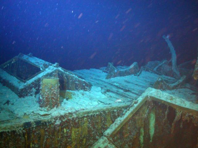 Latest deep ocean shipwreck discoveries have a silver lining