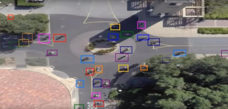 Jackrabbot uses images to deduce pedestrian behavior