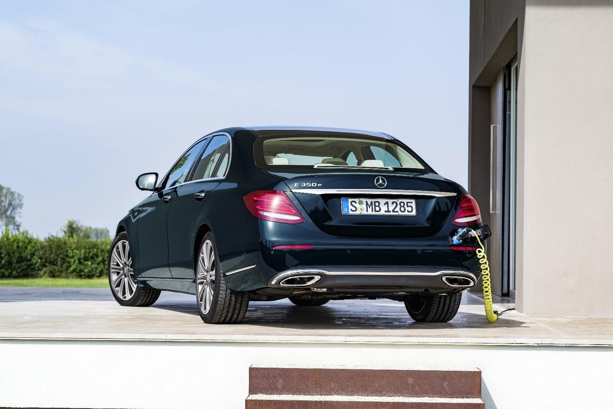 Mercedes has published a lifecycle analysis for the E350e