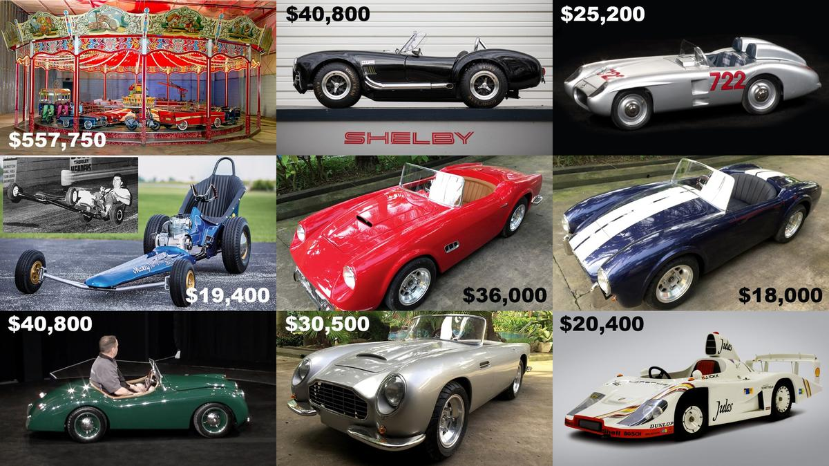 Top 20 children's toys from January's Scottsdale Auctions
