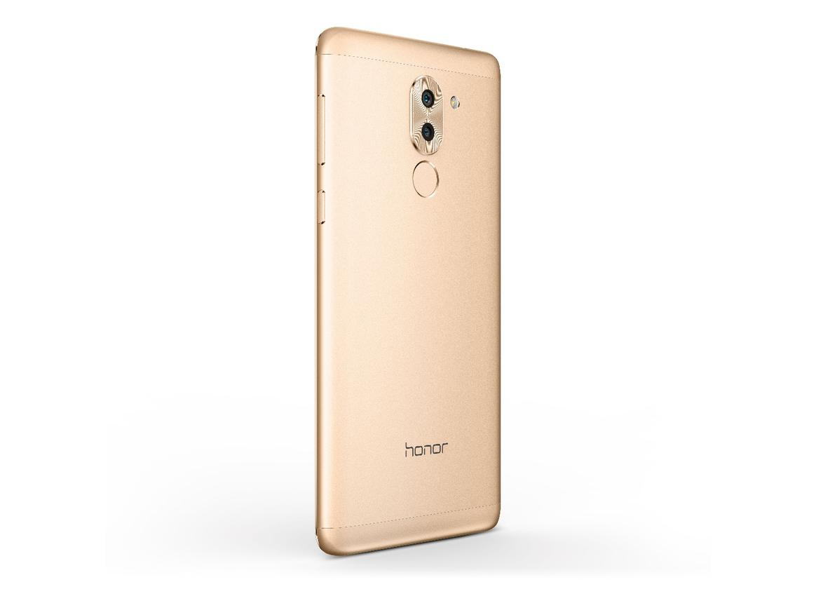 Honor 6X: available in gold