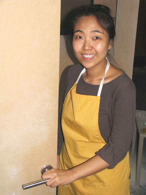 Kingston University MA Design student Younghwa Lee