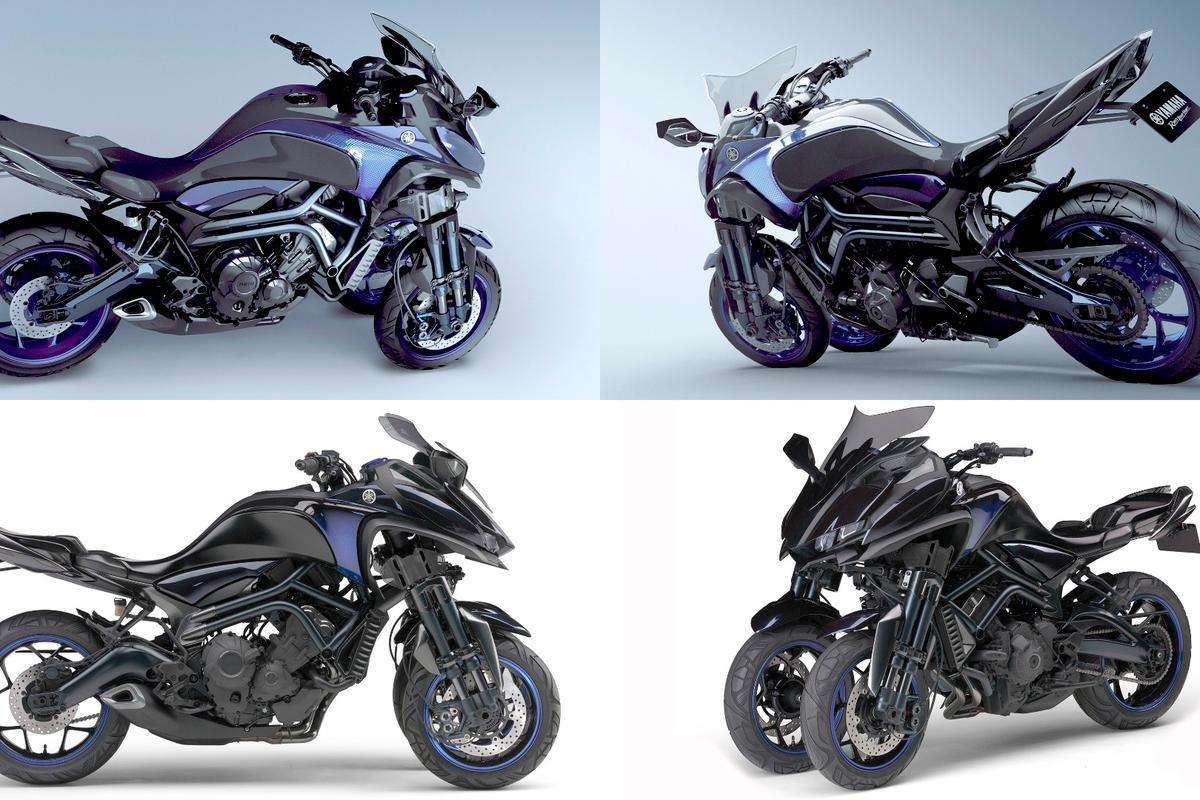 Yamaha's MWT-9