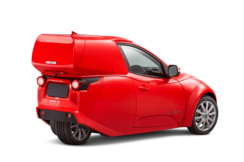 Electra Meccanica courts commercial customers with the new Solo Cargo