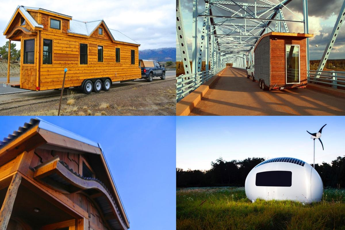 Gizmag highlights the 10 best tiny houses we've come across in the past 12 months
