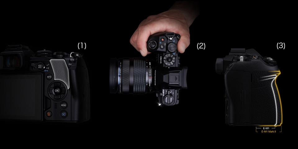 The E-M1 MkIIis compact, but Olympus says it packs DSLRpower