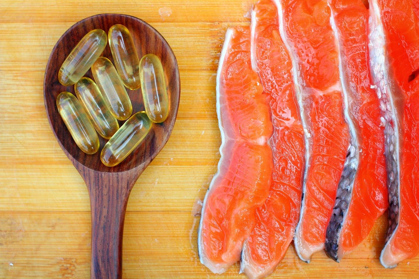 The mice consuming fish oil gained 5 to 10 percent less weight and 15 to 25 percent less fat over the course of the experiment