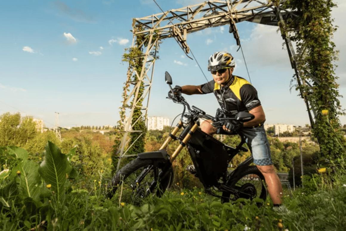 The Delfast Prime e-bike