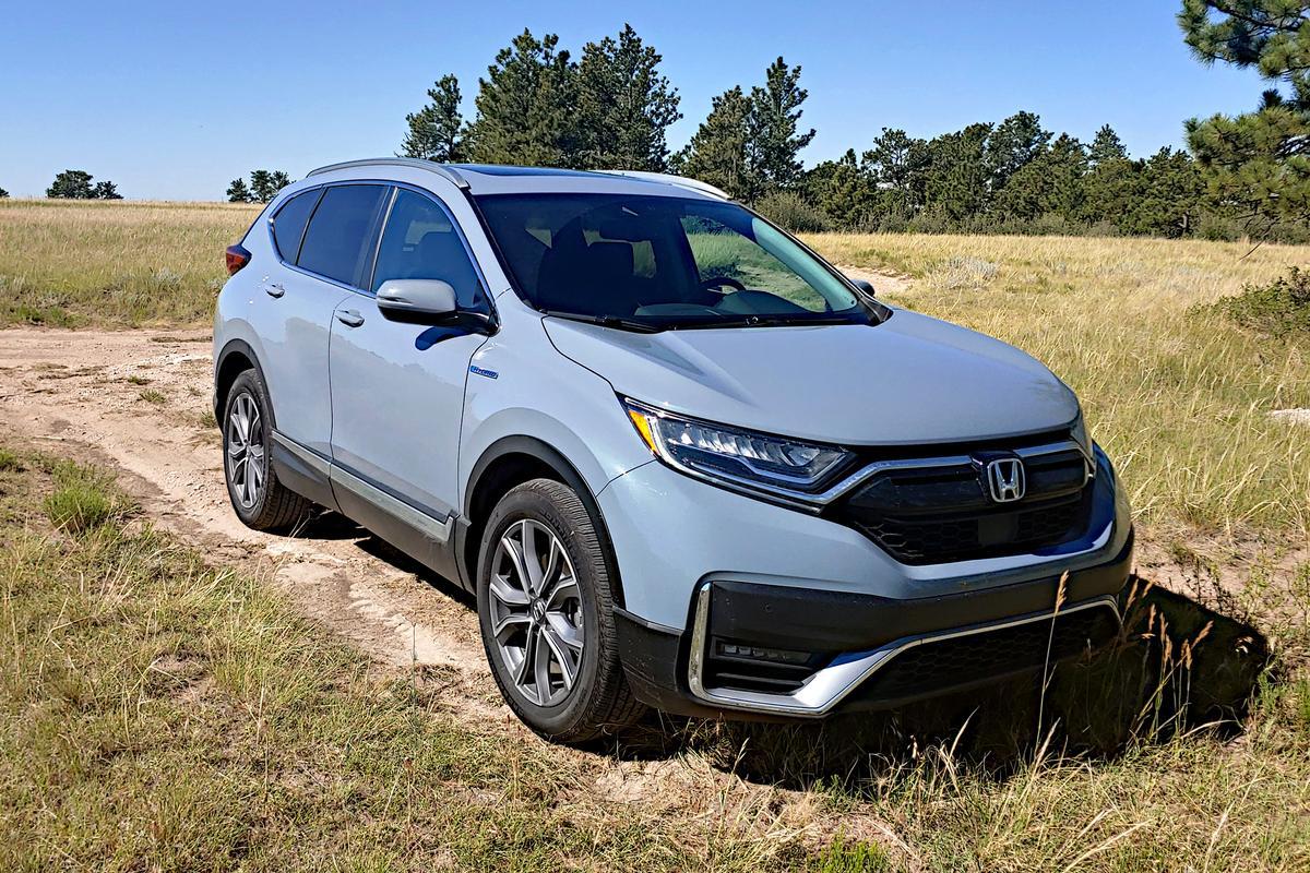 Honda Cr V Hybrid