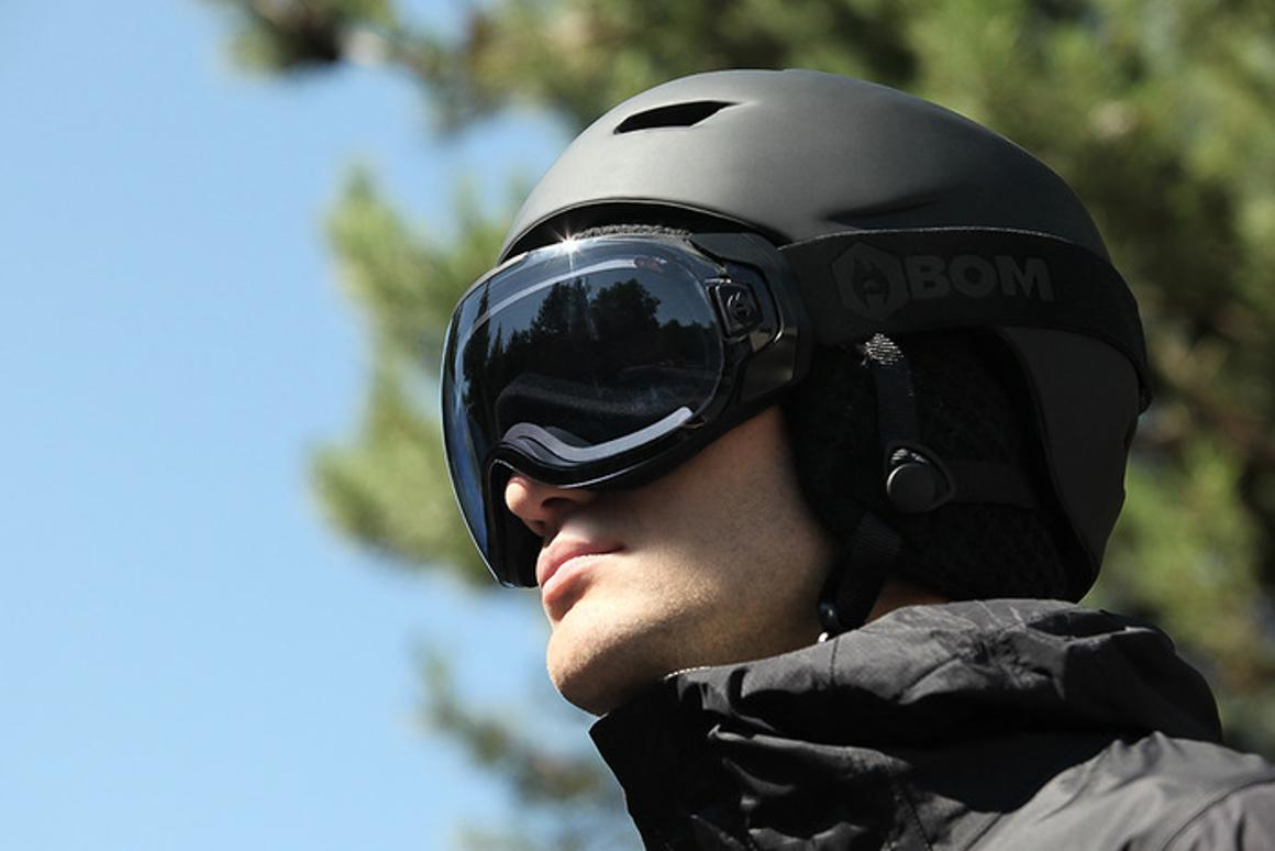 F-BOMs utilize a transparent heating element, sandwiched between the inner and outer lenses