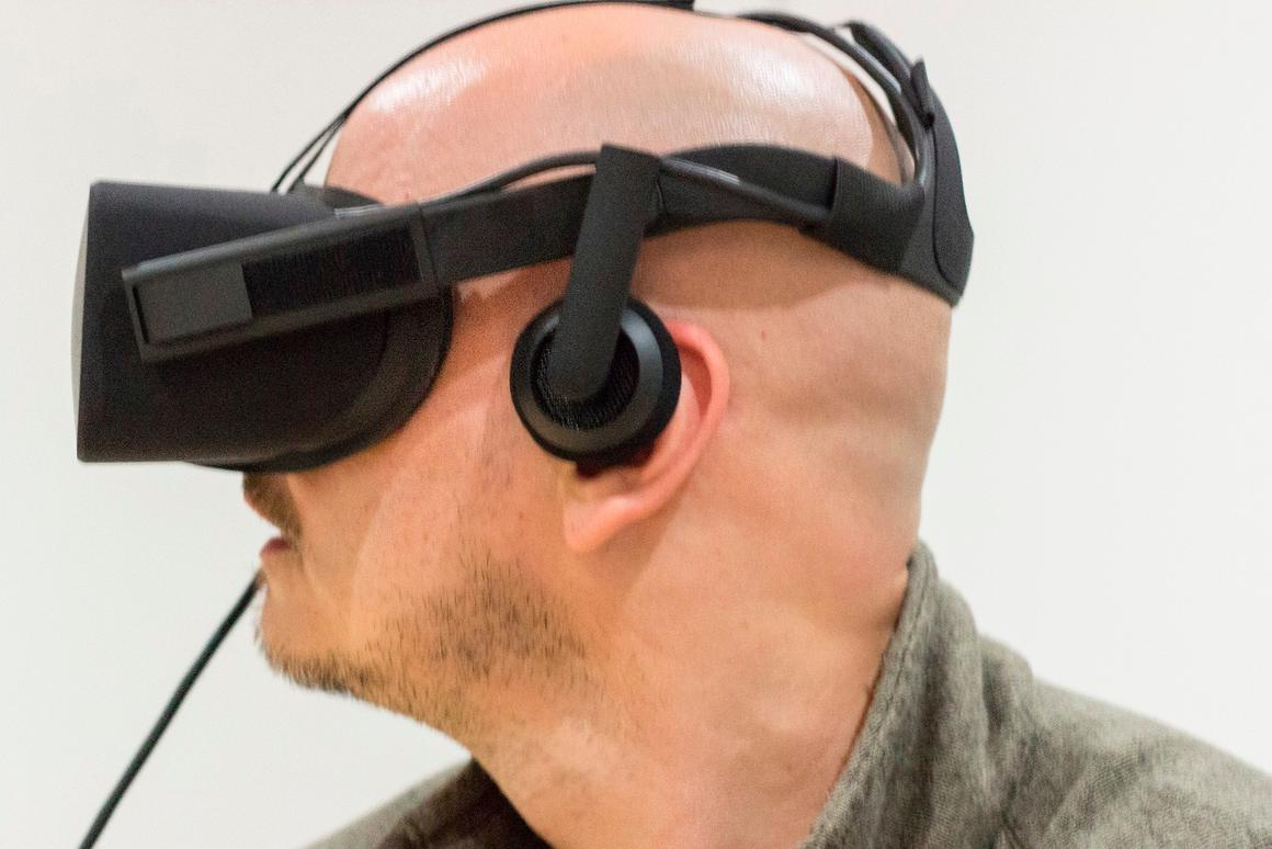 Gizmag takes the Oculus Rift for a spin