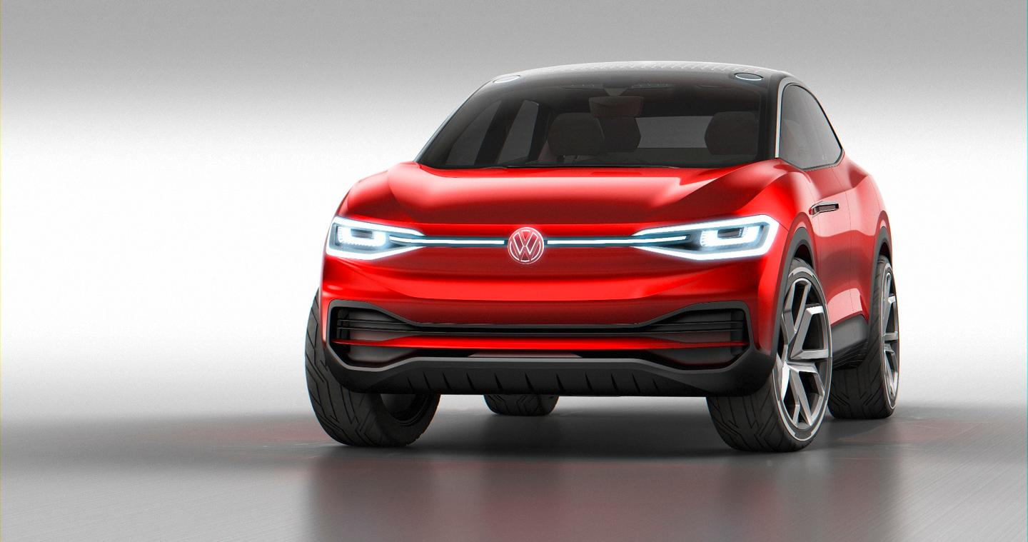 The VW I.D. Crozz concept is now closer to production-ready