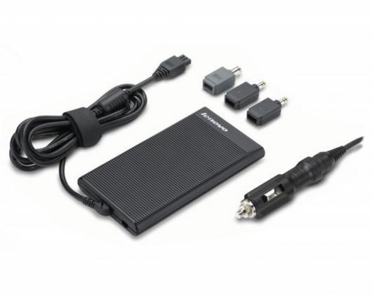 Lenovo 90W slim AC/DC combo adapter