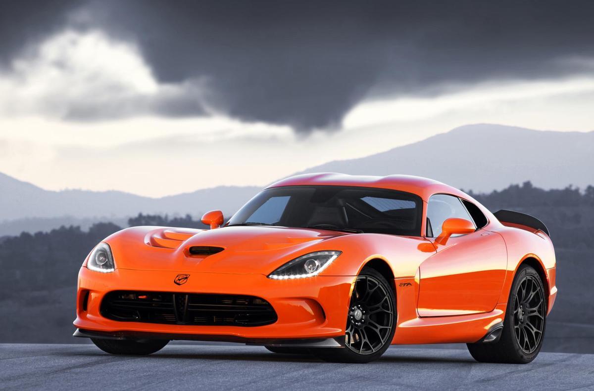 SRT will show the new Viper TA at the New York Auto Show
