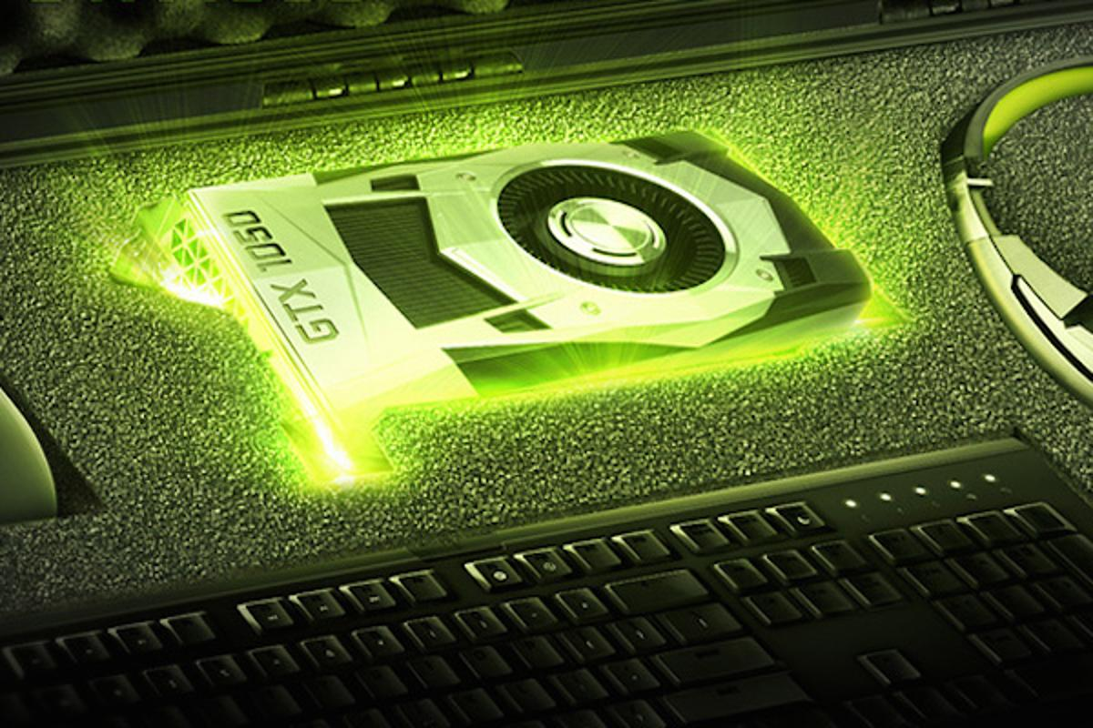 Nvidia has unveiled the entry-level GPUs in its GTX 10 series, the GTX 1050 and 1050 Ti